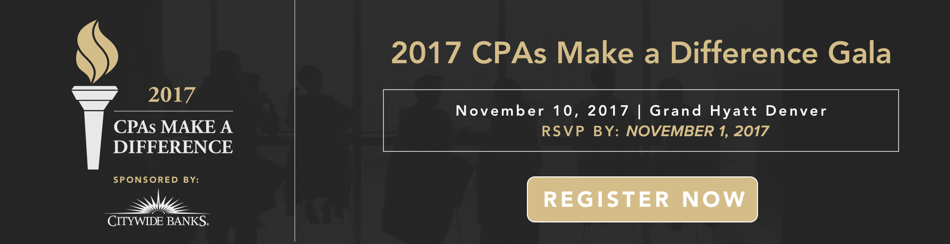 2017 CPAs Make a Difference Gala