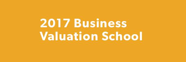 AICPA Business Valuation School
