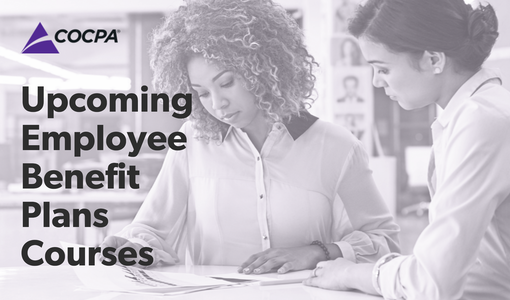 Upcoming Employee Benefit Plans