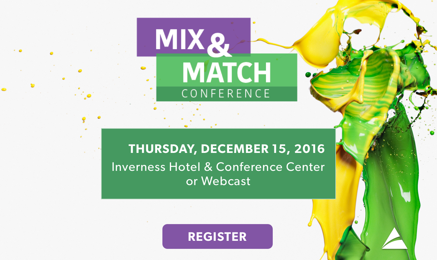 Mix & Match Conference
