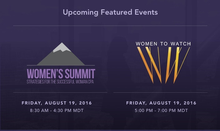 COCPA Women's Summit and Women to Watch Awards