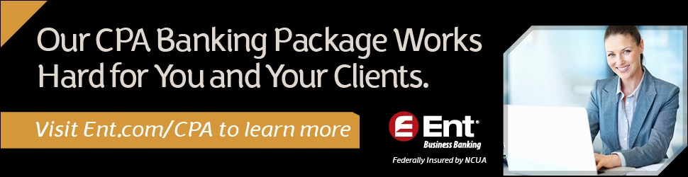 Our CPA Banking Package Works Hard for You and Your Clients | ENT Credit Union