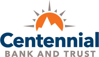 Centennial Bank and Trust Logo